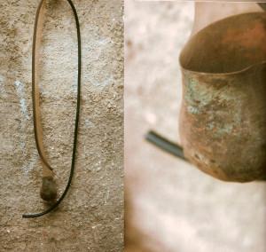 medias-calze -  1999 - collant, ferro, plastica  - m. variabili